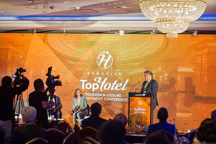 Hostalion - Global Hospitality consulting - Activities - 24-25 MAY 2018: Tophotels Tourism & Leisure investment conference